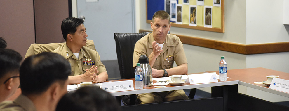 45th Submarine Warfare Committee Meeting