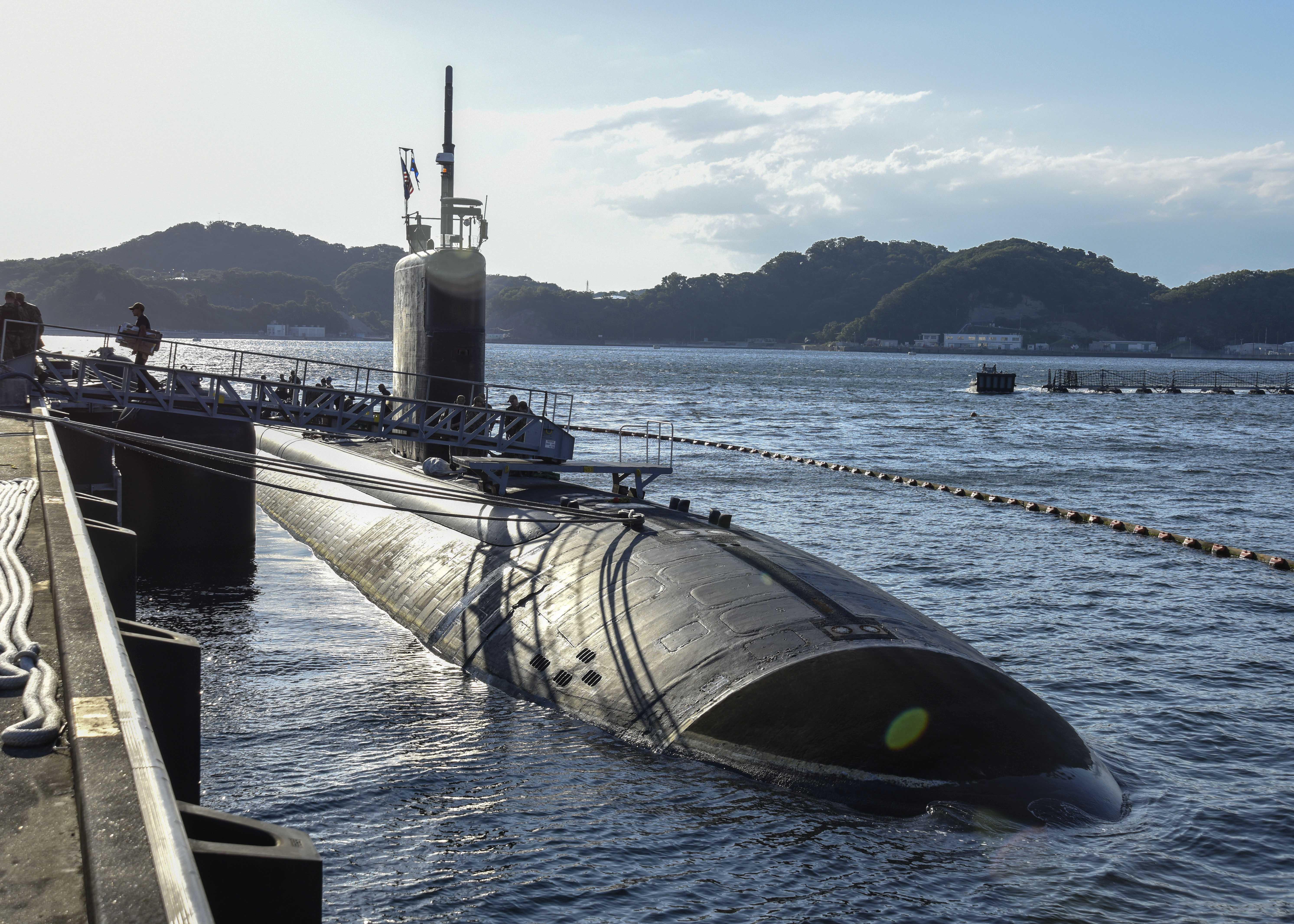 USS Columbia (SSN 771)
