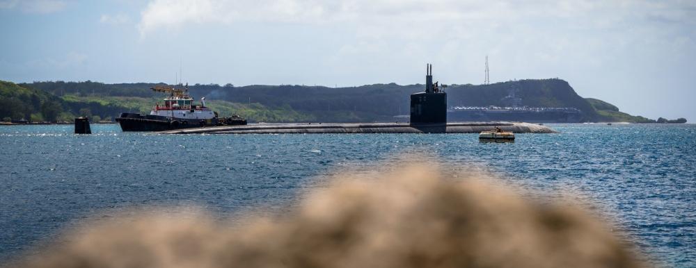 Pacific Fleet Submarines: Lethal, Agile, Underway