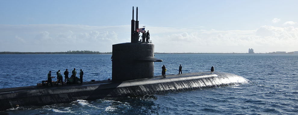 Submarine Squadron 15 presents the '1st Fifteen' Checklist for your Guam PCS
