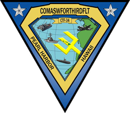 Commander, Anti-Submarine Warfare Force, U.S. Third Fleet