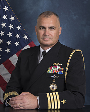 Chief of Staff, Commander, Submarine Force U.S. Pacific Fleet