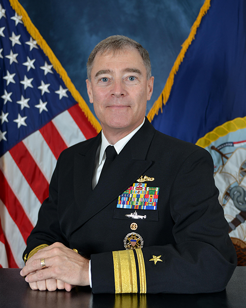 Weekly Rotary Meeting-RADM Roegge - Submarine Forces @ Pacific Beach Hotel - 3rd floor | Honolulu | Hawaii | United States