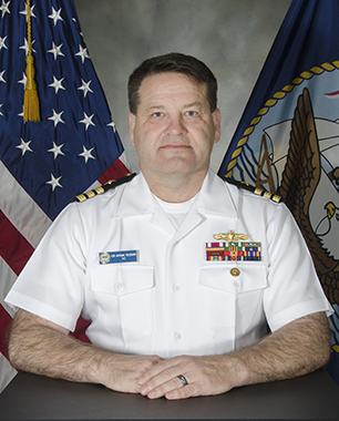 CDR Anthony Pecoraro