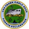 USS Frank Cable insignia